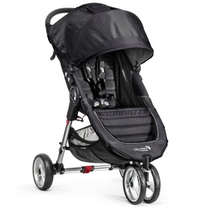 Baby Jogger City Mini Stroller In Black  - I'm hoping to remain a one stroller household!This one offers  accessories  that help it grow with baby, including a Glider Board for bigger kiddos!