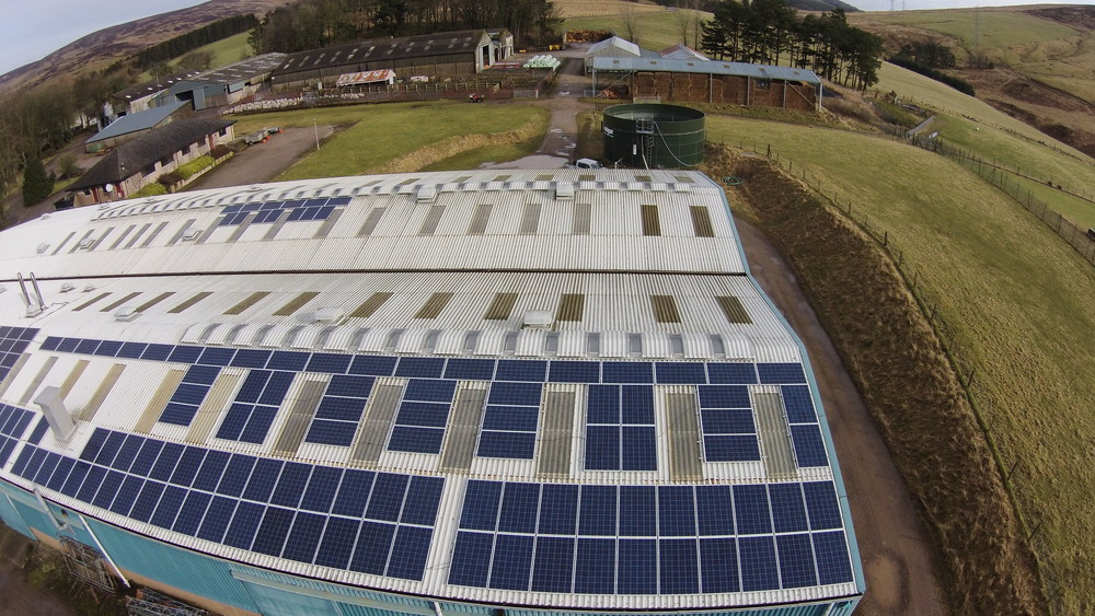 Glensaugh Solar - Operational