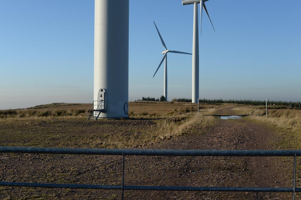 Carluke Wind Scheme - Feasibility