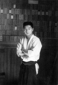 Yamada Sensei Hombu dojo