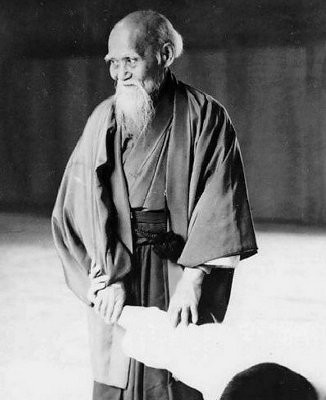 O-Sensei - Fundador do Aikido