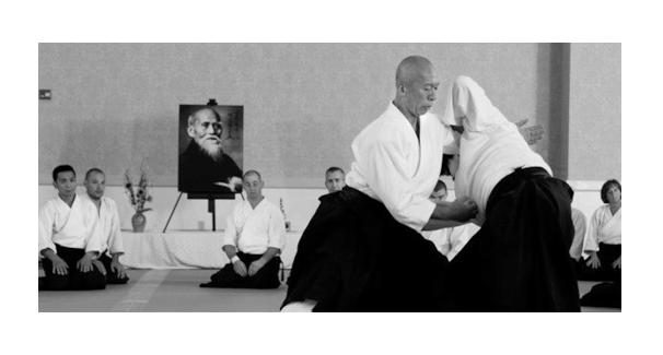 Osawa Sensei // Kim - 2011 •picture © Jaime Khan