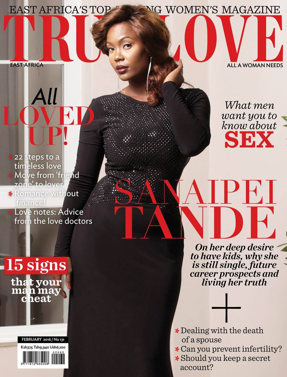 Imgae: True Love Magazine, East Africa