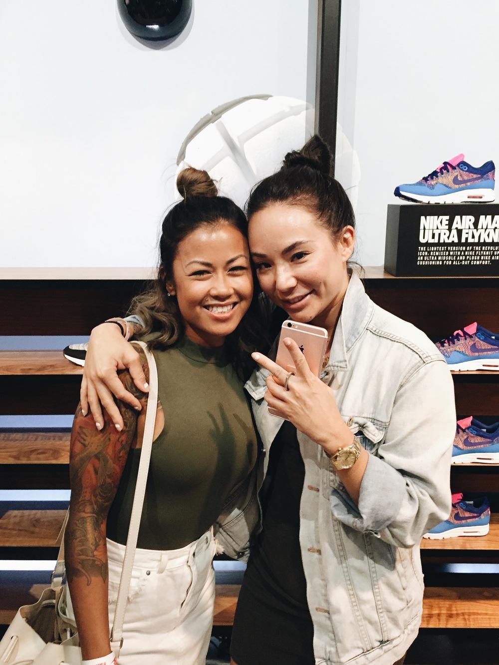 Lindsay Jang editor of Miss Bish