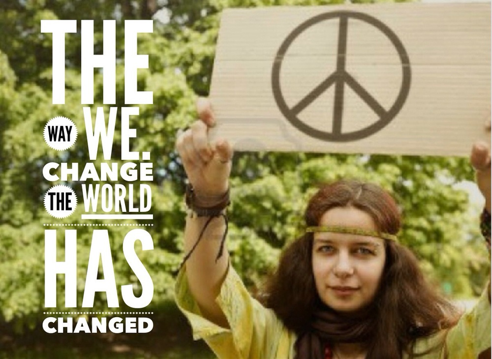 Counter Culture to KickStarter .. give peace a chance.