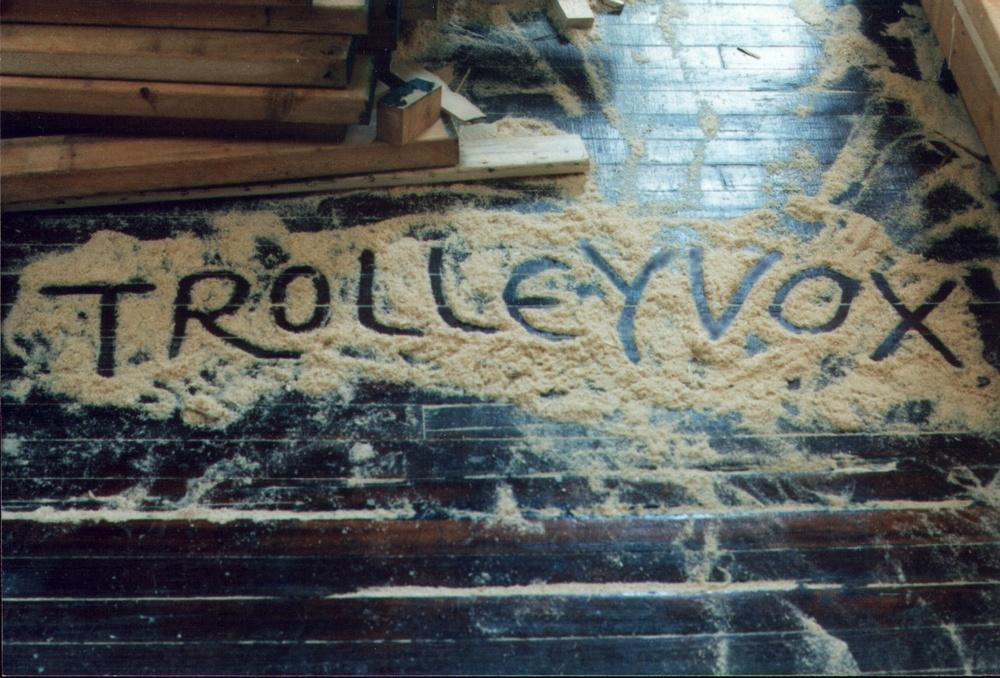 sawdust Tvox