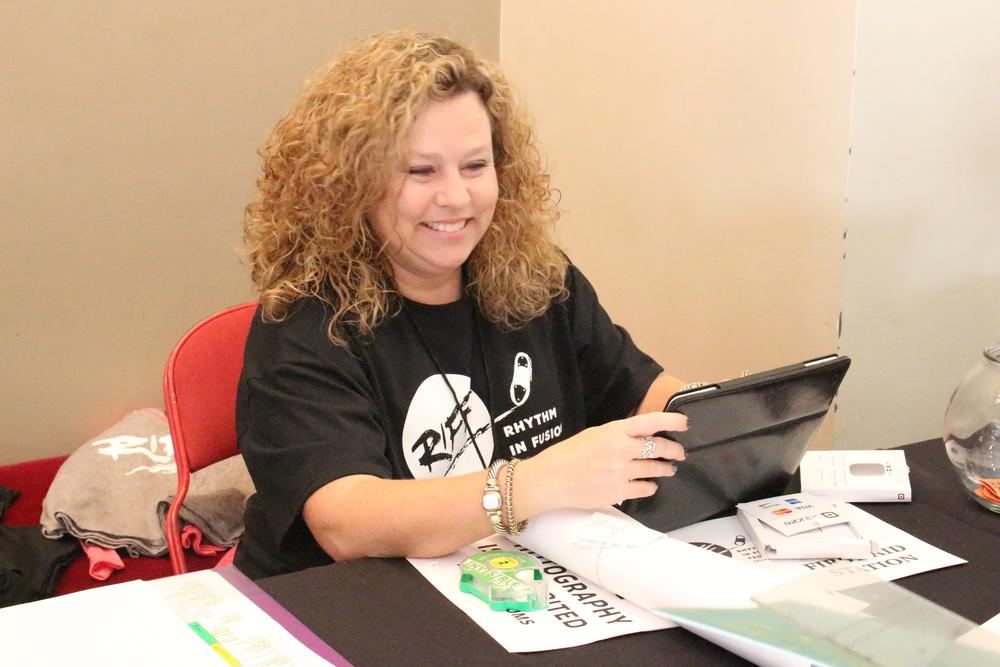 Mary Ohman - Artist Liaison and volunteer coordinator