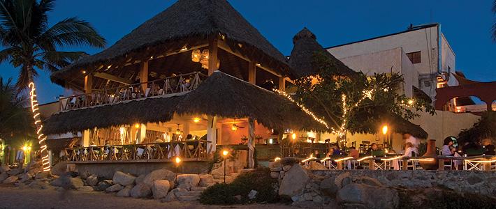 Don Pedros - Beach restaurant
