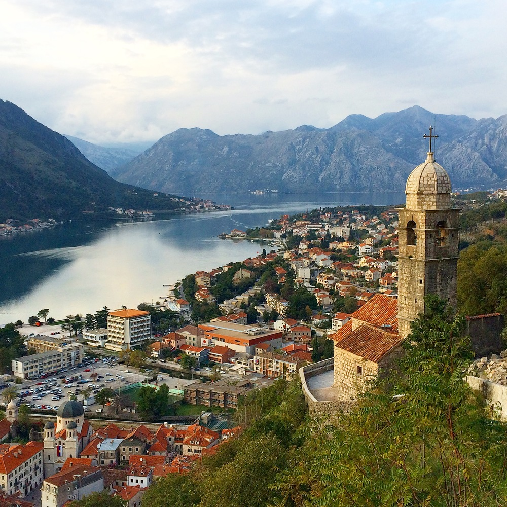I changed my plans at the last minute and was rewarded with a thrilling hike through Kotor, Montenegro.