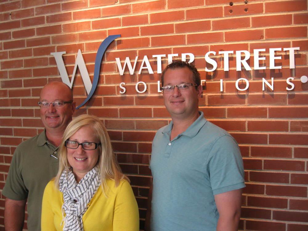 Doug, Geri and Justin Durdan – Streator, IL