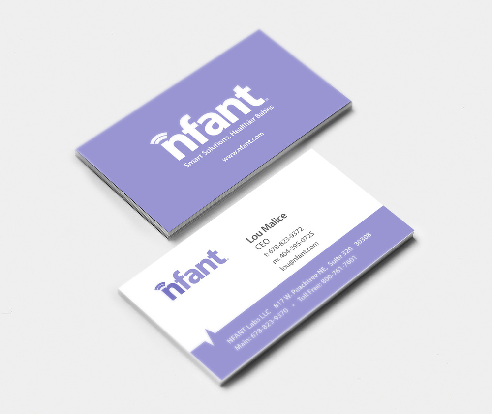 nfant Business Cards