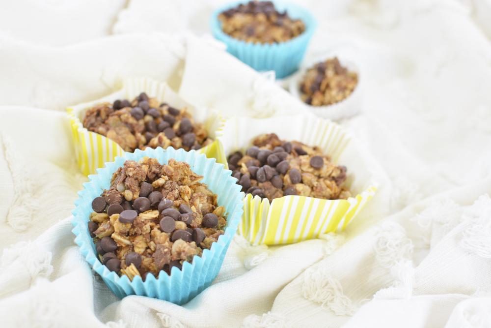 peanut free granola bars