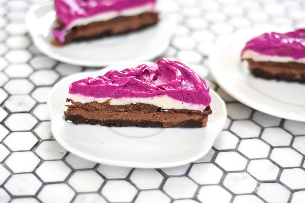 dairy free ice cream pie