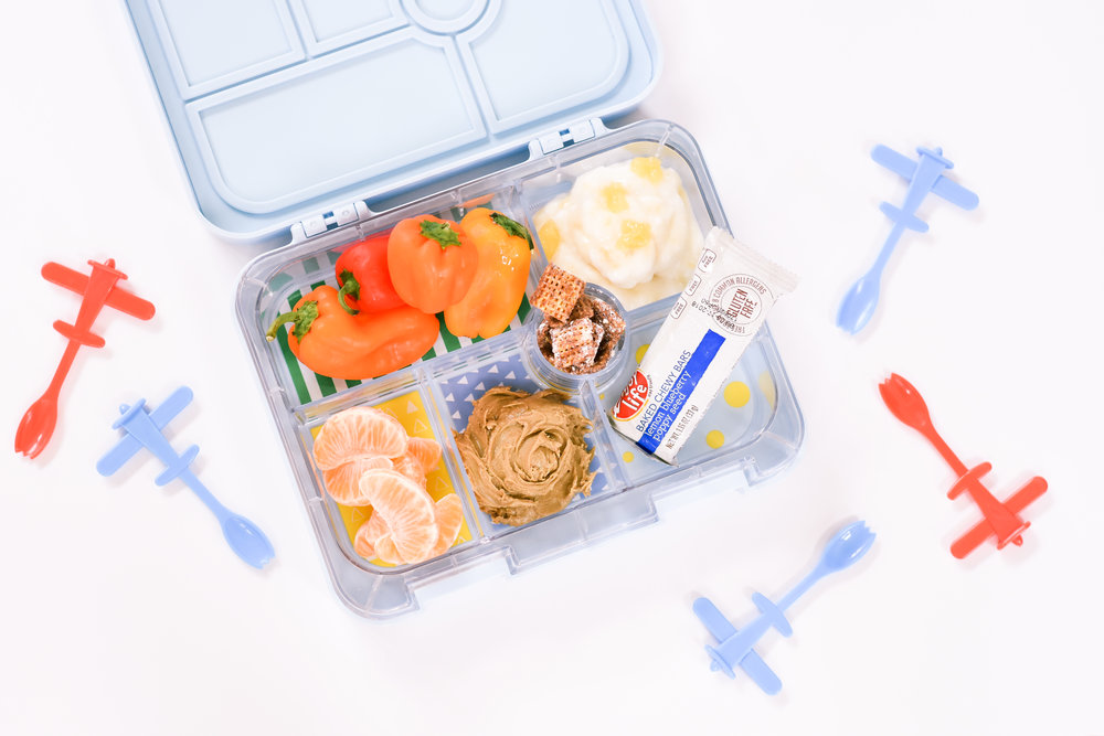 Lunchbox Ideas: 5 tips to create an allergy friendly lunchbox with Enjoy Life Foods