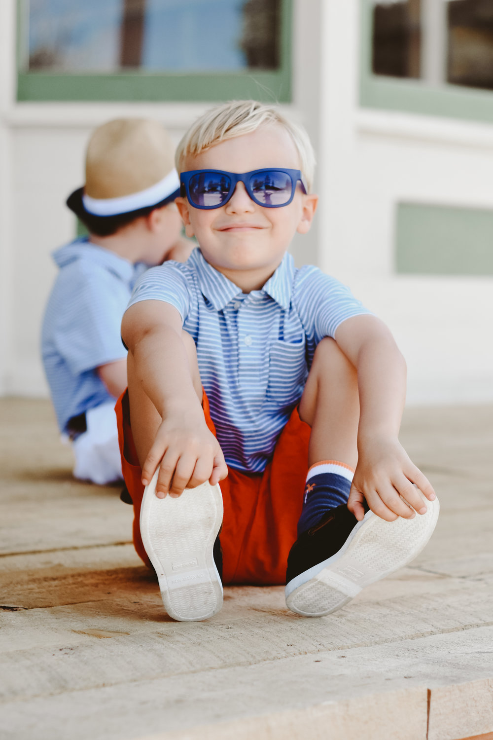 family photo style tips for your son