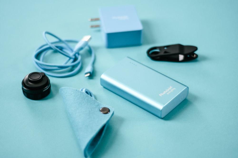camera phone tools