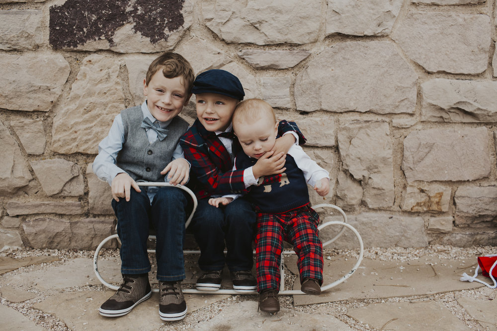 Boys outfit ideas with Janie and Jack
