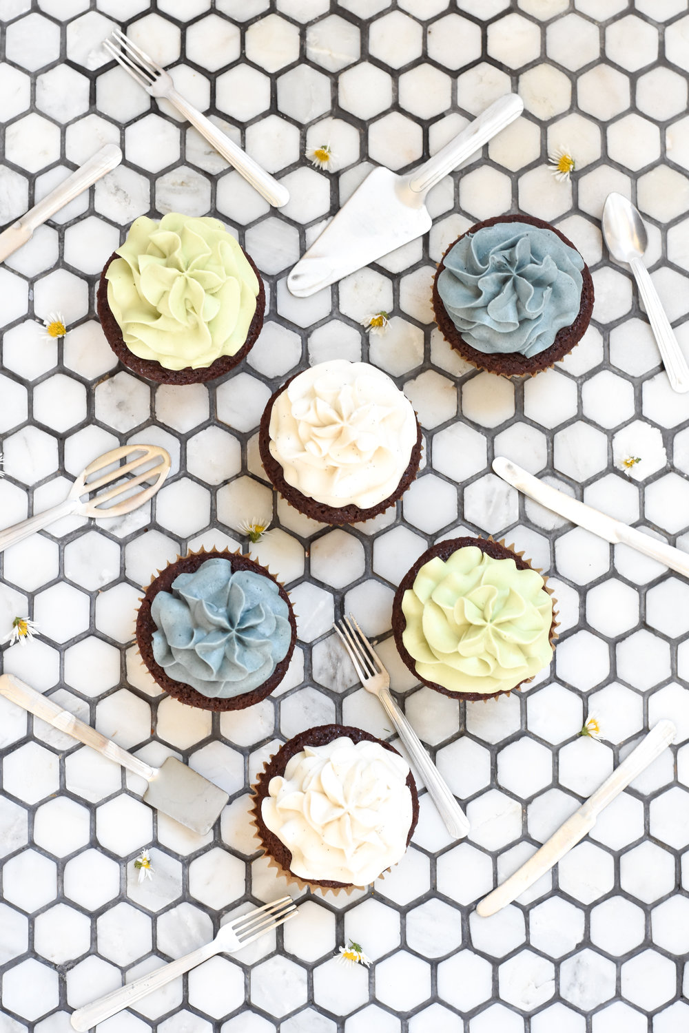 gluten free vegan cupcakes, food allergy friendly cupcakes