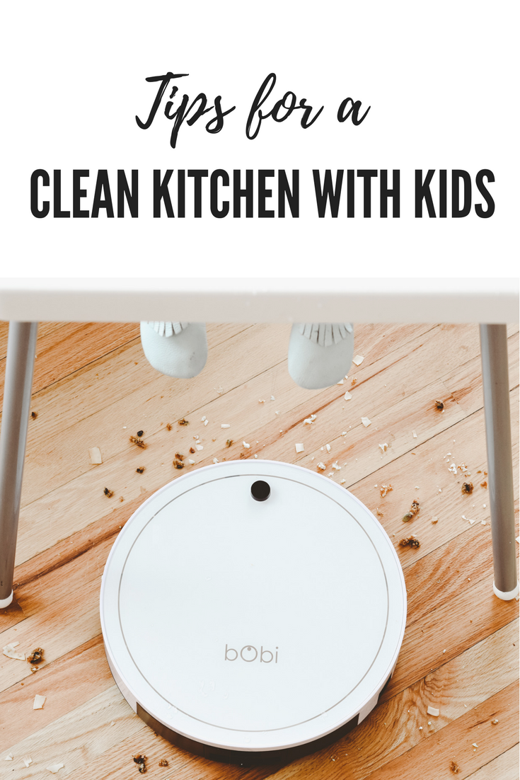 Tips for a clean kitchen with kids with bObi and LL & Co..png