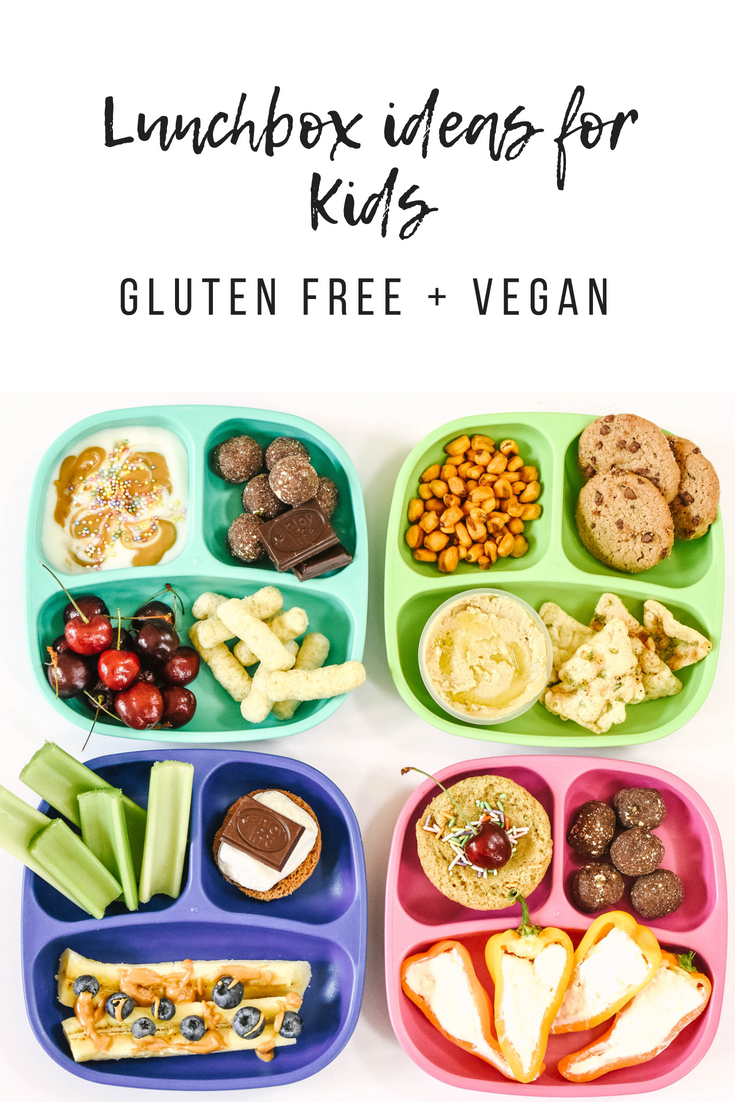 Lunchbox Ideas for Kids. Simple.Gluten free and vegan. Enjoy Life Foods..png