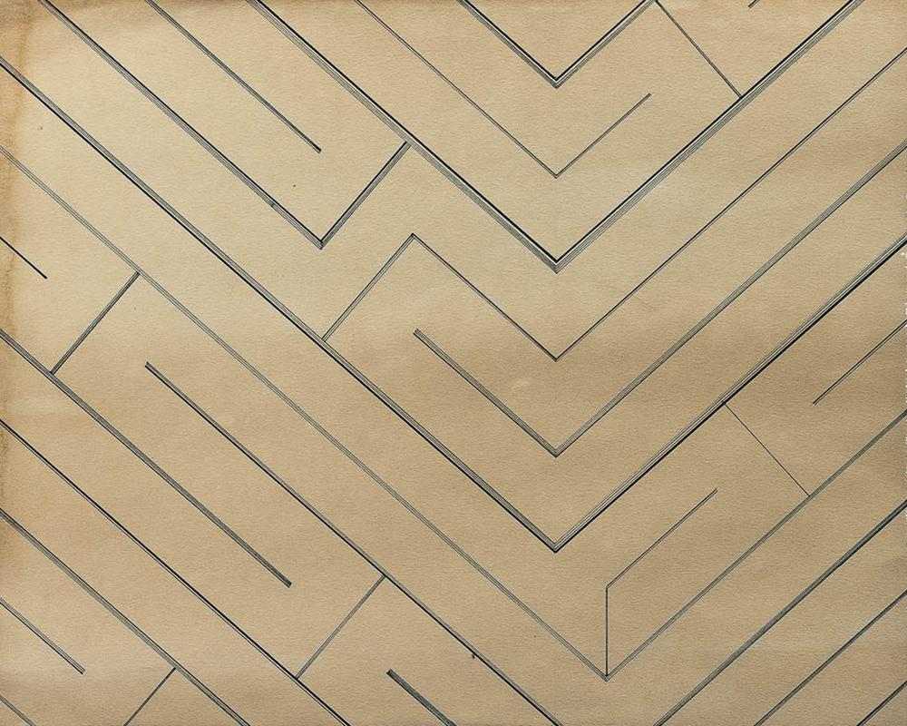 Maze (for Agnes Martin)