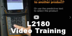L2180 Video Training