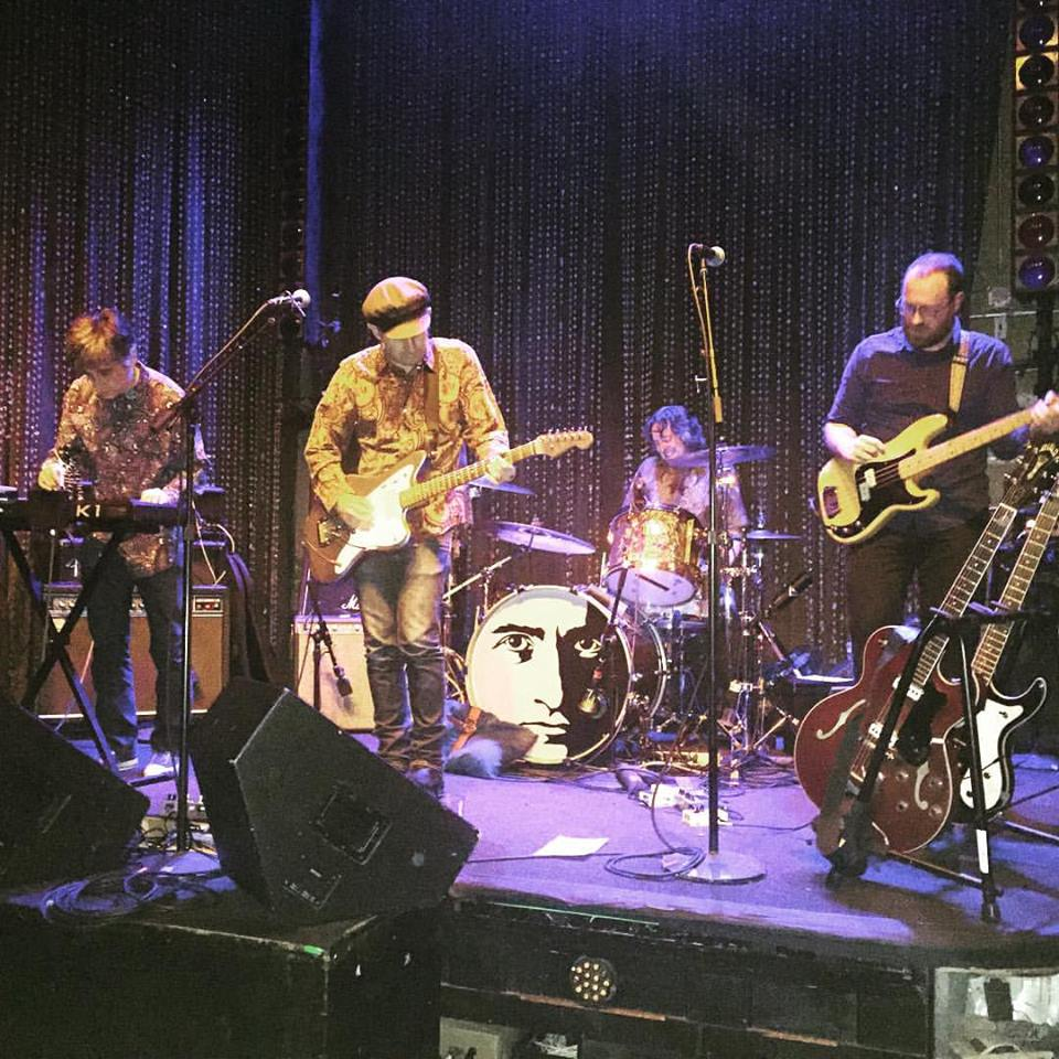 at Johnny Brenda's.   photo: Jeff Towne