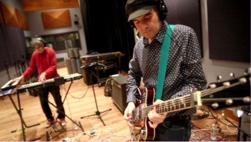 """Daychord"" performed on The Key Sessions in the WXPN Studios. Click   here   to view video on VuHaus."