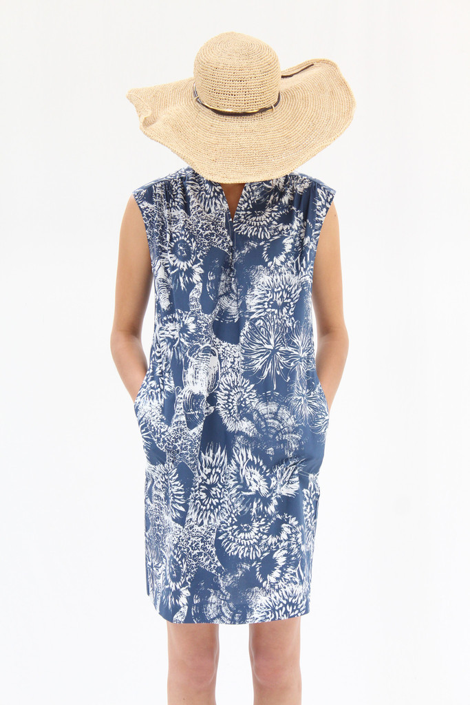 Tofino Paperbag Dress