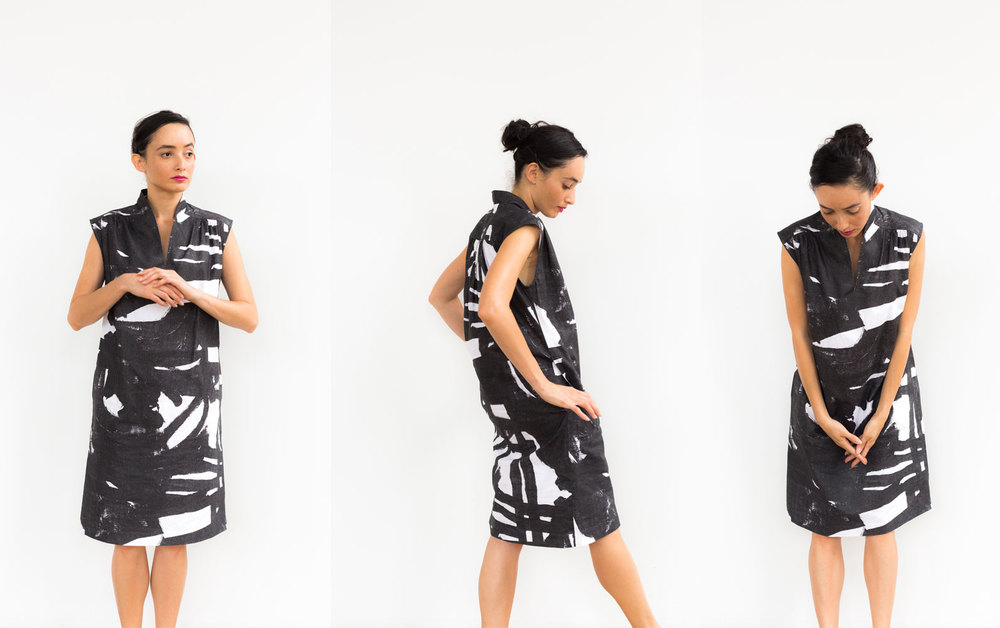 Westbeth Paperbag Dress