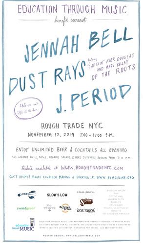 Rough Trade Poster