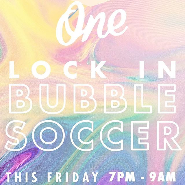 Tomorrow is our Lock-In!!! There's still time to sign up at thec3church.com!