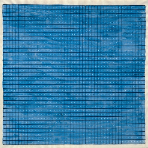 Summer  (1964) by Agnes Martin