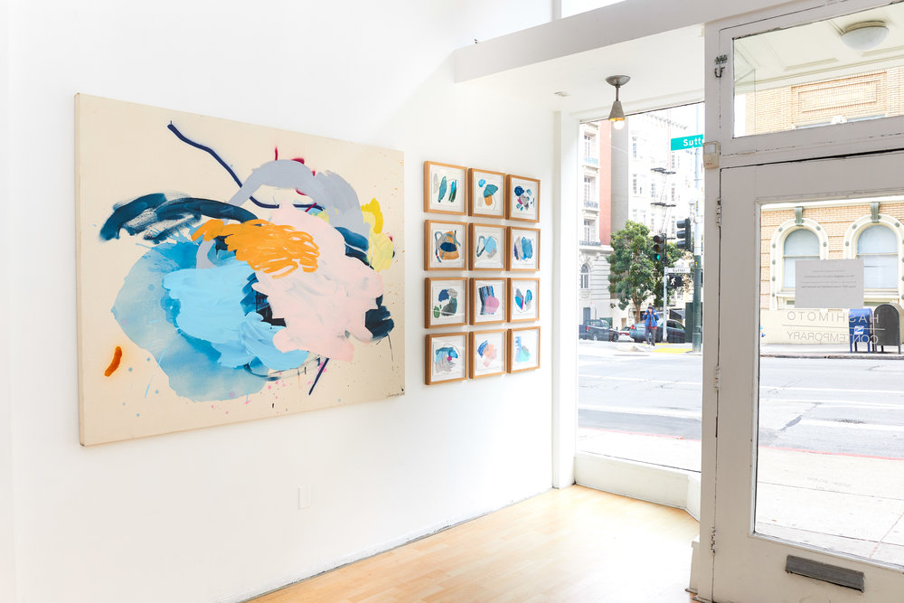 Keep Still by Heather Day at Hashimoto Contemporary