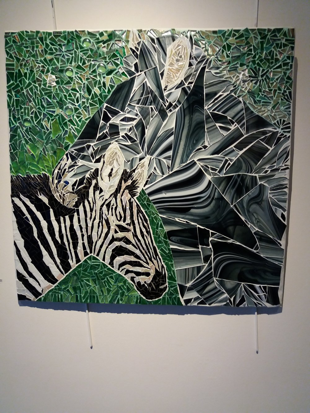 Zebras Mosaic