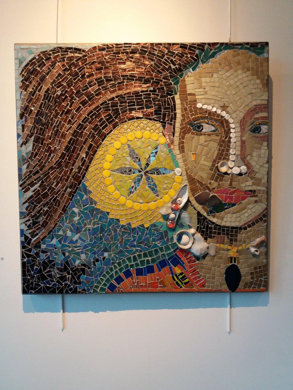 Eos mosaic