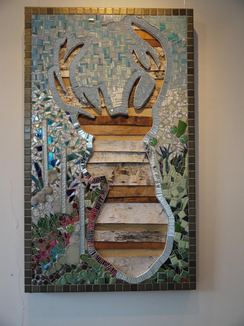 'Deer' mosaic