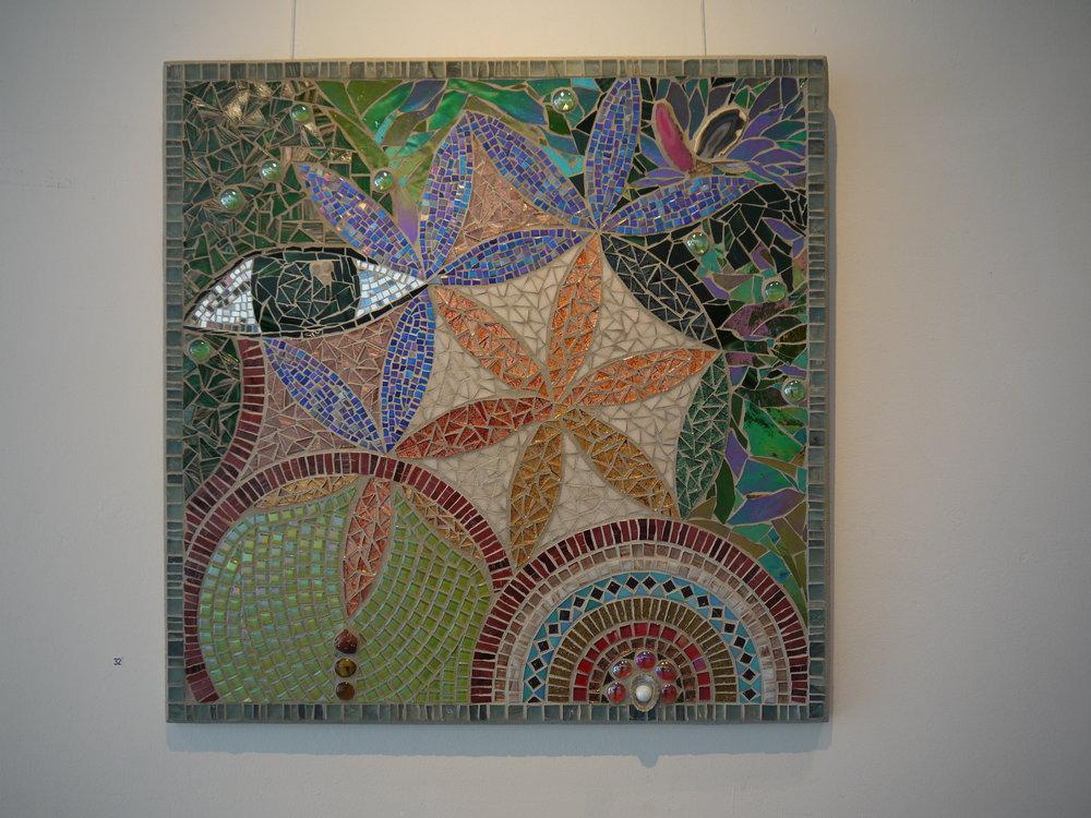 'Gaia' mosaic