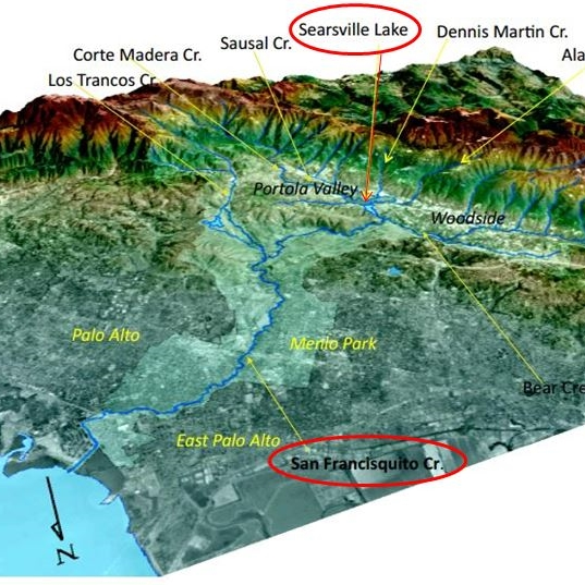 The San Francisquito Watershed