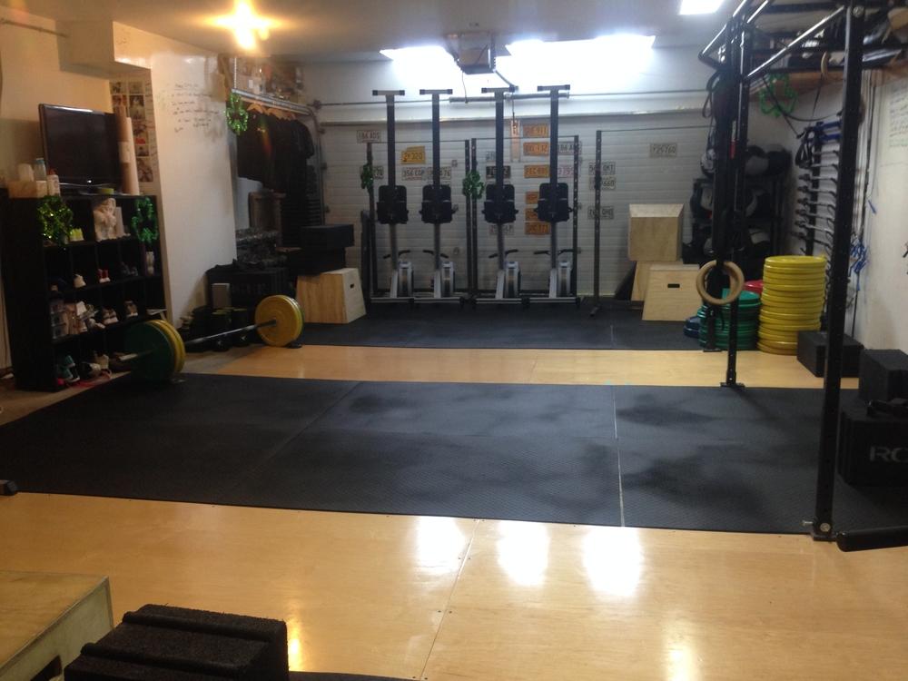 Gym rules u2014 chrysalis physiques