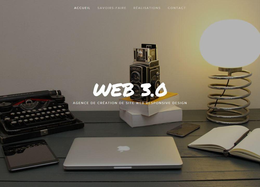 "Agence de communication ""web 3.0"""