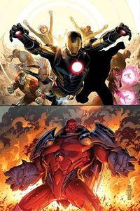 Avengers/X-Men: Axis #1