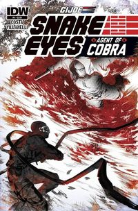Snake-Eyes: Agent of Cobra