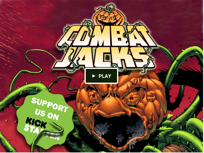 Combat Jacks #3 Kickstarter  - First and second squads are scrambling to survive. The Jacks are hunting a family of farmers on Earth. Who will survive the onslaught?