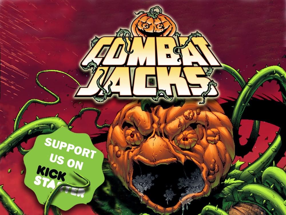 Combat Jacks #3