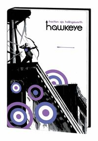 Hawkeye Hardcover Omnibus