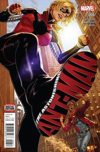 Astonishing Ant-Man #6