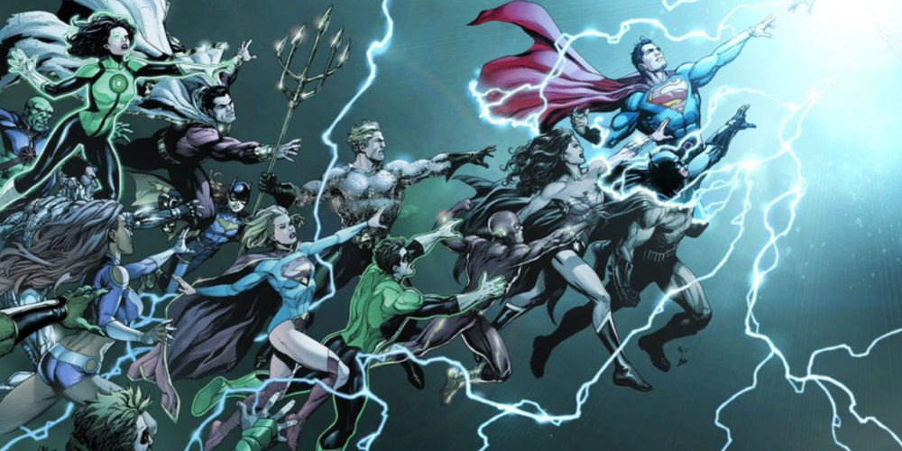 DC Comics Rebirth