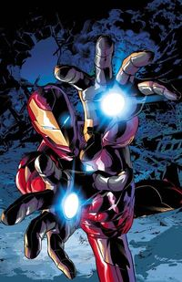 Invincible Iron Man #13