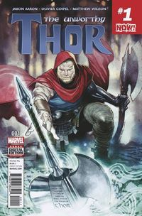 Unworthy Thor #1 (of 5)